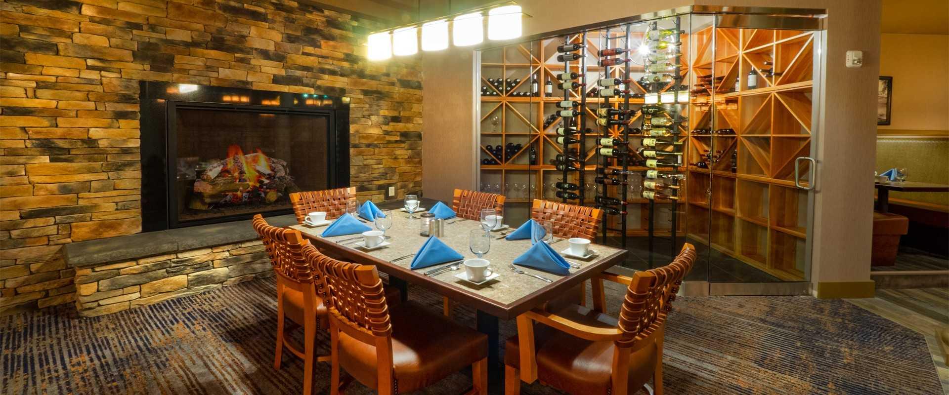 Chautauqua Harbor Hotel Dining